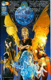 FCBD Worlds of Aspen #3 One Shot Michael Turner